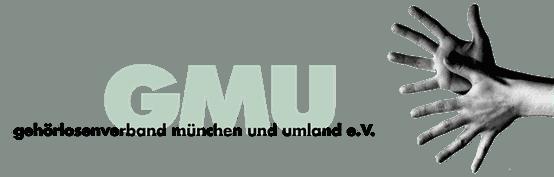 GMU - Gehörlosenverband München und Umland