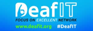 DeafIT Banner