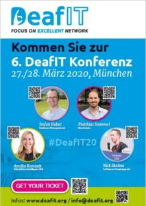 DeafIT Conference 2020 - Poster preview