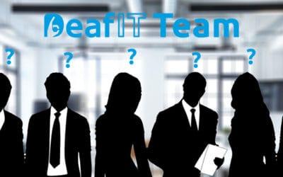 DeafIT Team stellt sich vor:  Nick Massing, der Mediendesigner