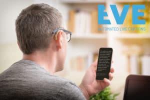 DeafIT2020 EVE Übersetzungsprogramm