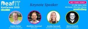DeafIT Keynote Speaker 2020
