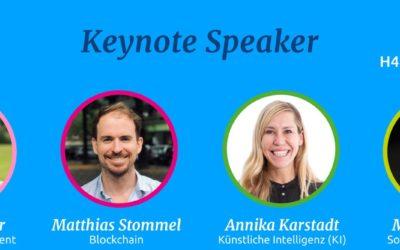 6. DeafIT Konferenz 2020: IT, Transformation, Accessibility, Diversity & Inklusion!