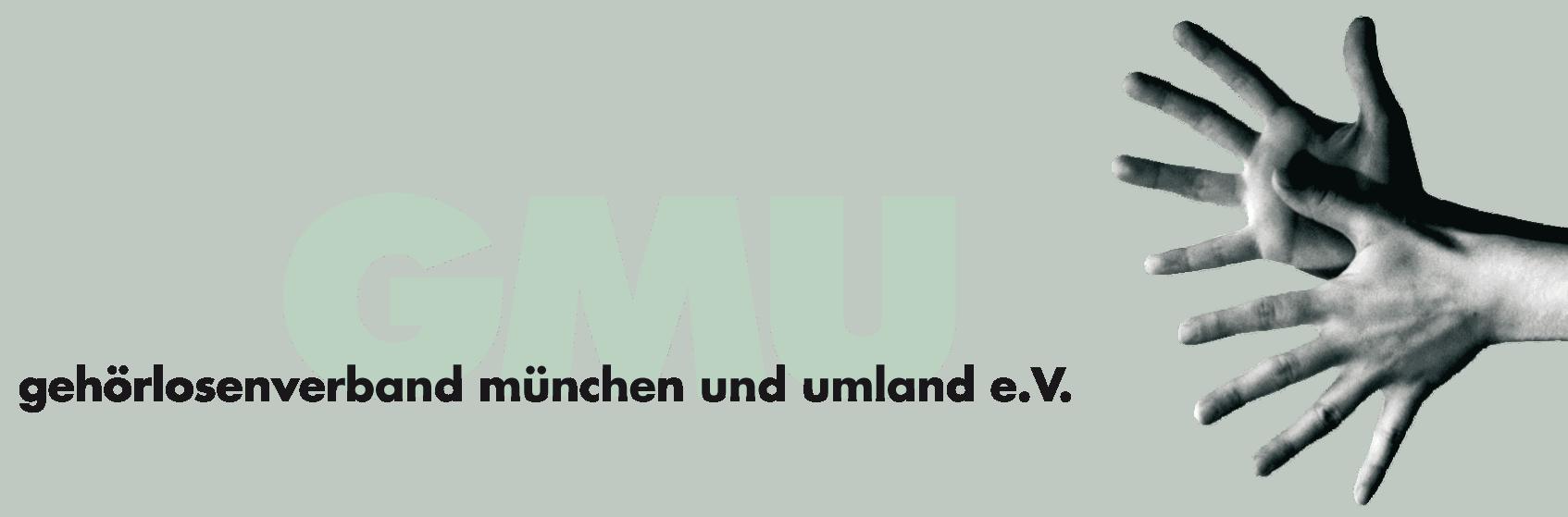 DeafIT Förderer GMU - Gehörlosenverband München und Umland e.V.