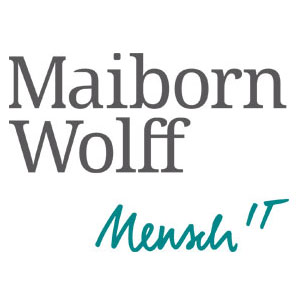 DeafIT 2021 Sponsor MaibornWolff