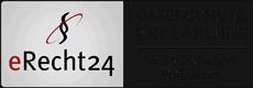 eRecht24 Datenschutzerklärung für rechtsichere Webseiten