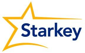 Logo von Starkey